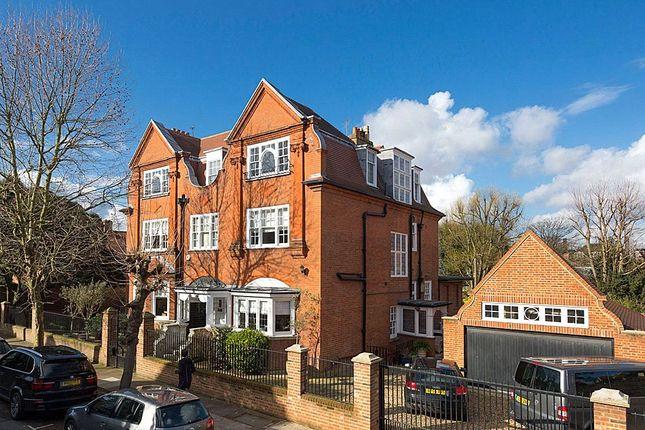 Thumbnail Detached house for sale in Lancaster Road, Wimbledon Village