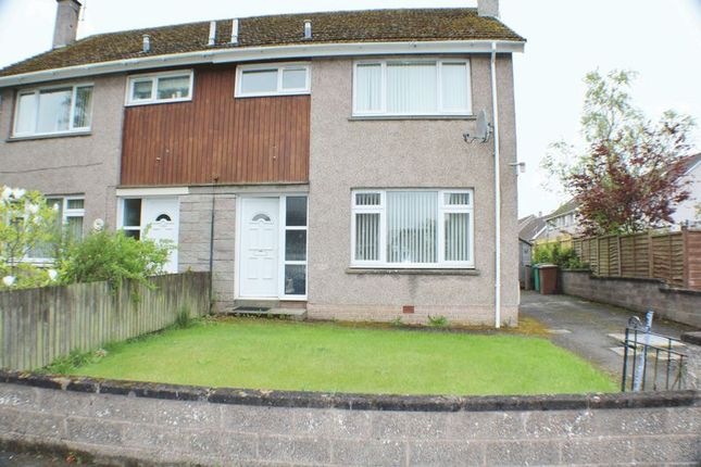 Thumbnail Semi-detached house to rent in Tarvit Drive, Cupar, Fife