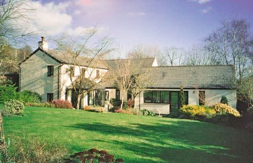 Thumbnail Detached house for sale in Well Lane, Llanvair Discoed, Nr Chepstow