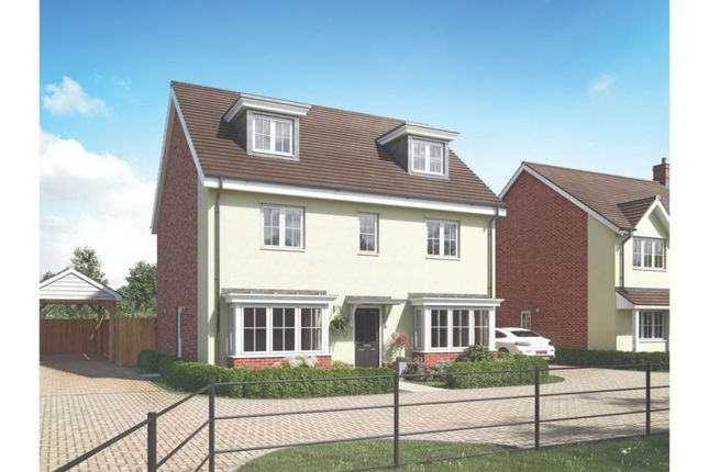 """Thumbnail Property for sale in """"The Walton"""" at Factory Hill, Tiptree, Essex CO5 0Rf, Tiptree,"""
