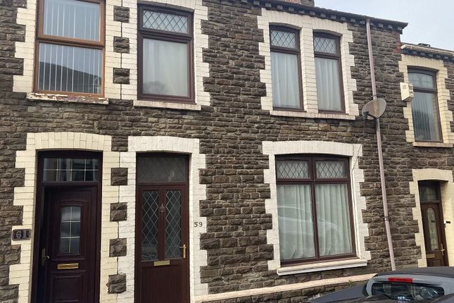 3 bed terraced house to rent in Caradog Street, Port Talbot, Neath Port Talbot. SA13