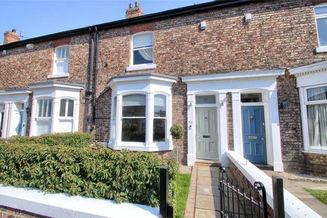 Thumbnail Terraced house for sale in Swinburne Road, Eaglescliffe, Stockton-On-Tees