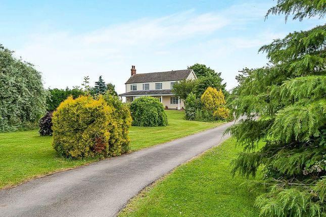 Thumbnail Detached house for sale in Townside, East Halton, Immingham