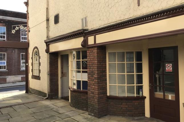 Thumbnail Retail premises to let in Unit 1 & 2, St Andrews Court, Mawdsley Street, Bolton