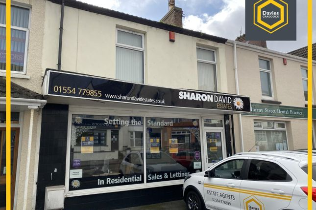 Thumbnail Commercial property for sale in Murray Street, Llanelli