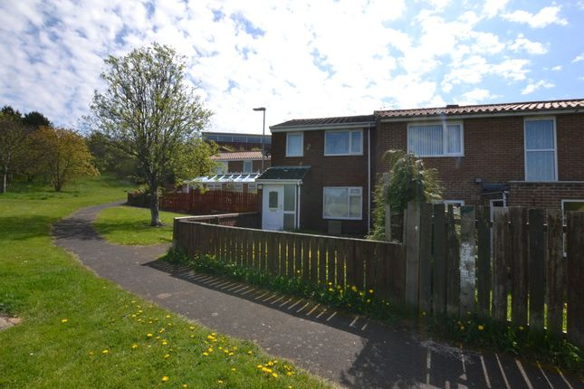Thumbnail End terrace house to rent in Bracken Close, Stanley