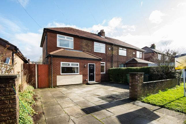 Thumbnail Semi-detached house to rent in Church Hill Road, Ormskirk