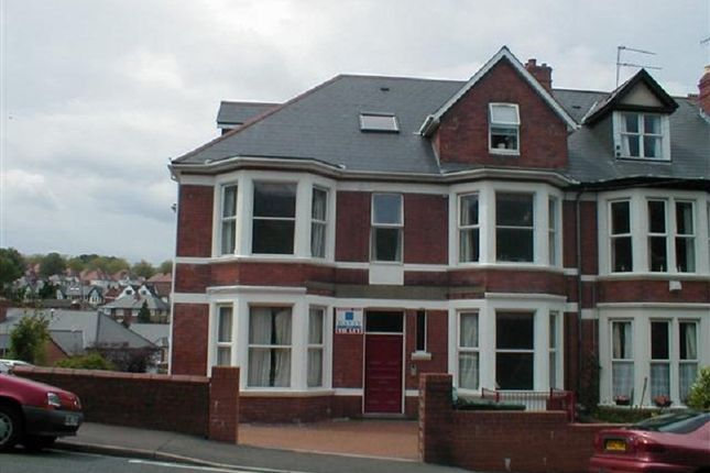 Thumbnail Flat to rent in Llanthewy Road, Newport, Gwent.