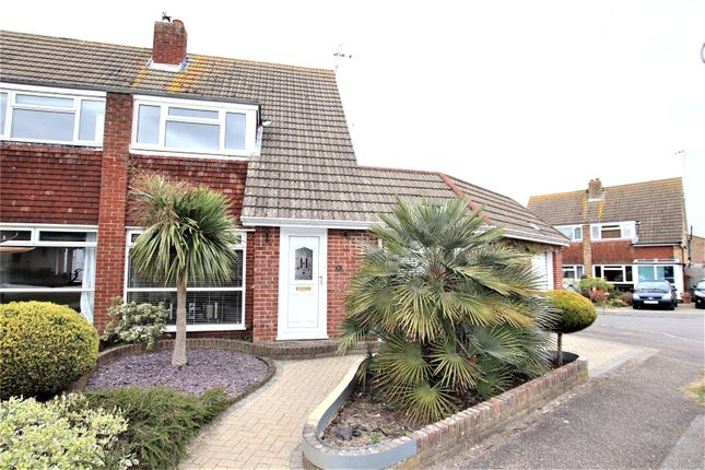 3 bed semi-detached house for sale in Farmlands Close, Polegate BN26