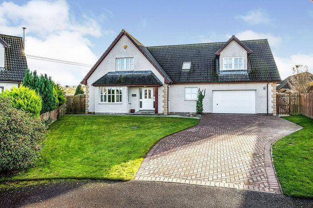 Thumbnail Detached house for sale in 17 Beinn View, Conon Bridge