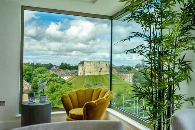 Thumbnail Flat for sale in Ryedale House, 58 -60, Piccadilly, York