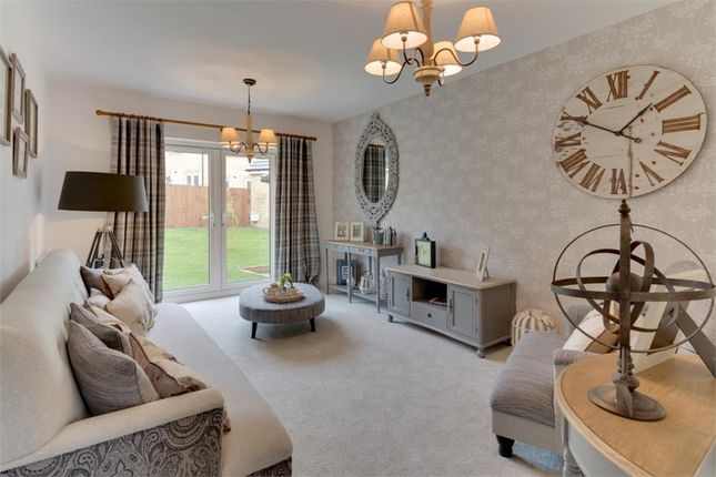 "Thumbnail Detached house for sale in ""Buchan"" at Croston Road, Farington Moss, Leyland"