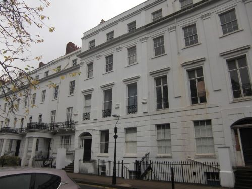 Flat to rent in Flat 4, 38 Clarendon Square, Leamington Spa