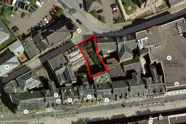 Thumbnail Land for sale in School Wynd Development Site, Paisley PA12Da