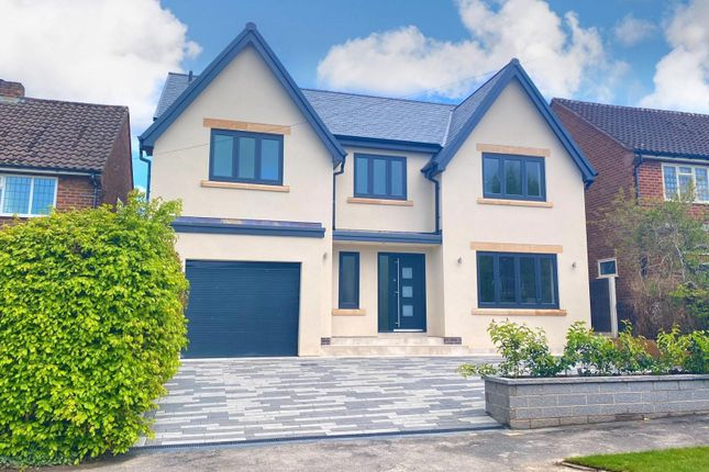 4 bed detached house for sale in Vale Road, Wilmslow SK9