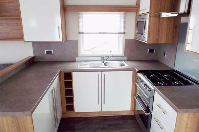 Kitchen: of Sandacre Park, Old Burnham Road, Highbridge, Somerset TA9