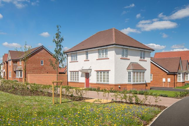 """Thumbnail Detached house for sale in """"The Brooke"""" At Wood Lane, Binfield, Bracknell RG42, Near Bracknell,"""