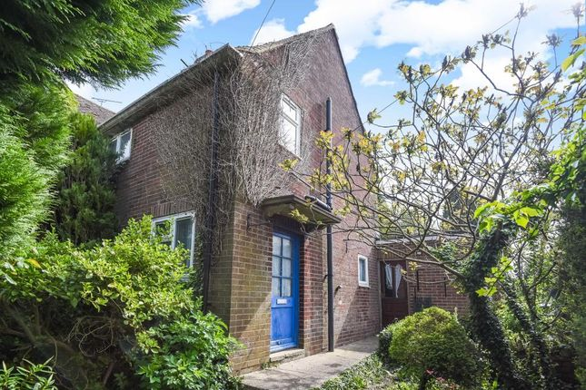 Thumbnail Semi-detached house for sale in Chaddleworth, Berkshire