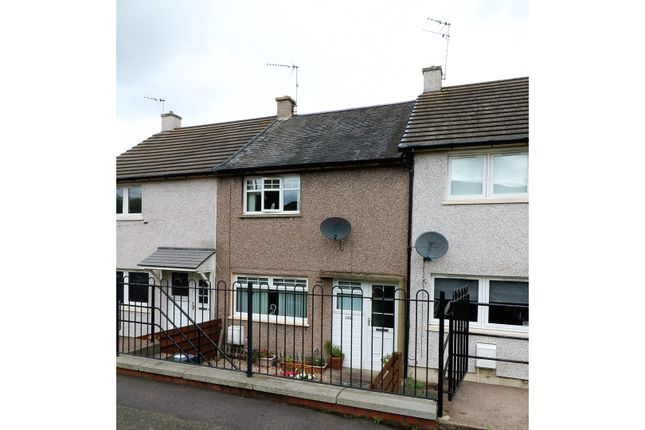 Thumbnail Terraced house for sale in Dean Road, Bo'ness