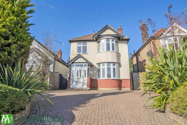 Thumbnail Detached house for sale in Broomstick Hall Road, Waltham Abbey