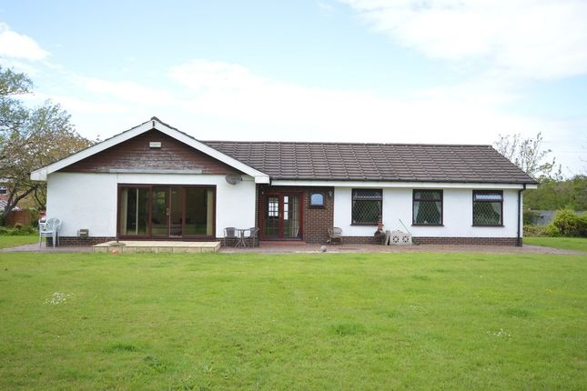 Thumbnail Detached bungalow for sale in New Hall Avenue, Blackpool