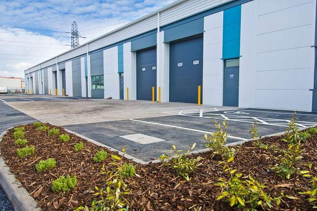 Thumbnail Light industrial to let in Percy Business Park, Rounds Green Road, Oldbury