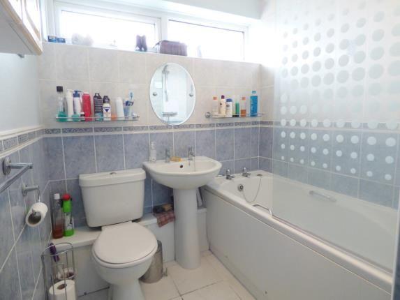 Bathroom of Tower Close, Alverstoke, Gosport PO12