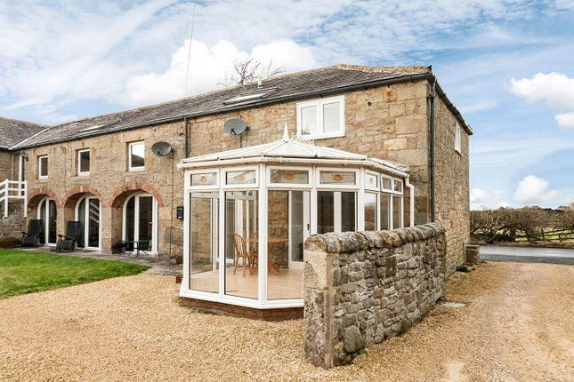 Thumbnail Barn conversion to rent in The Stable, Dodley Farm, Stamfordham, Northumberland
