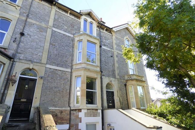 Thumbnail Flat to rent in Coombe Road, Weston-Super-Mare