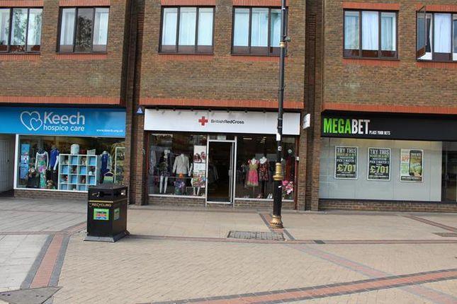 Thumbnail Retail premises to let in Unit 6, 12-14 Park Street, Luton, Bedfordshire