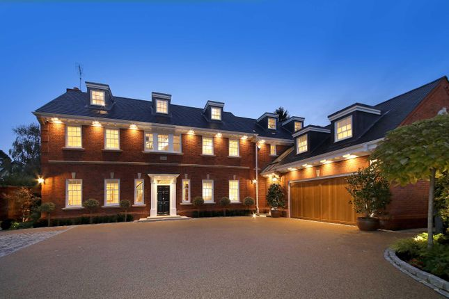 Thumbnail Detached house for sale in Woodlands Ride, Ascot, Berkshire