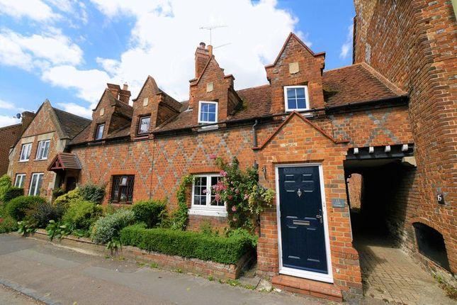 Thumbnail Terraced house for sale in Benson Lane, Crowmarsh Gifford, Wallingford