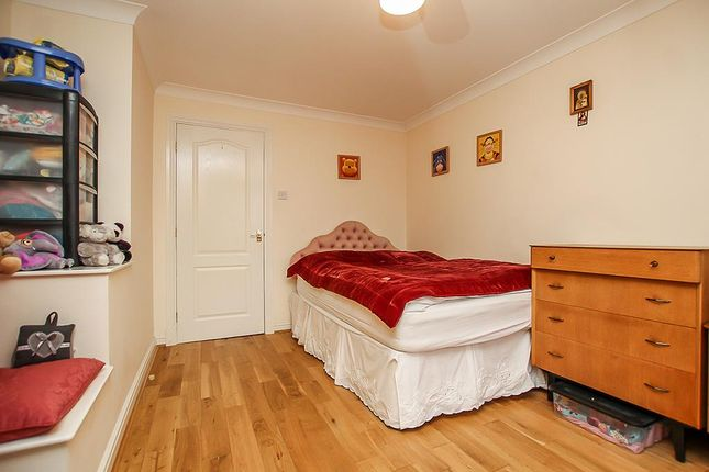 Bedroom Two of Allwood Drive, Carlton, Nottingham NG4