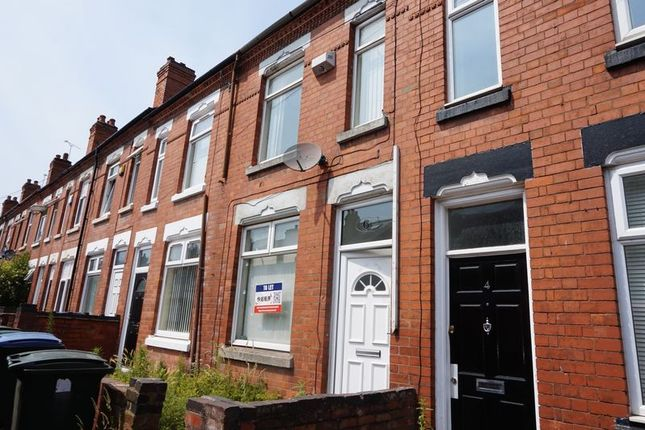 Thumbnail Terraced house to rent in Northfield Road, Coventry