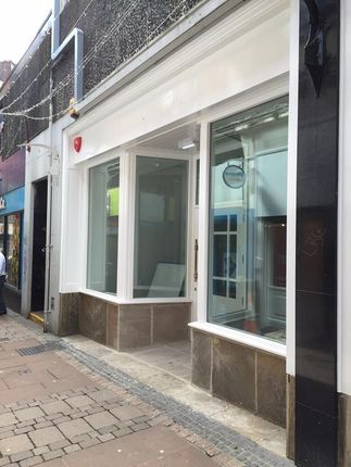 Thumbnail Retail premises to let in Chapel Walk, Sheffield
