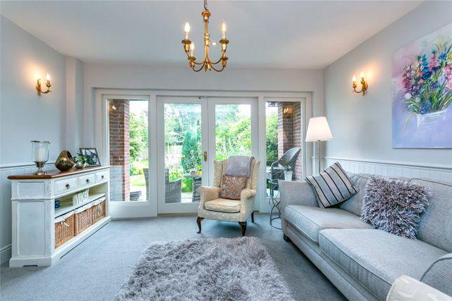 Sitting Room of New Hall Barn, Church Lane, Gawsworth, Macclesfield SK11