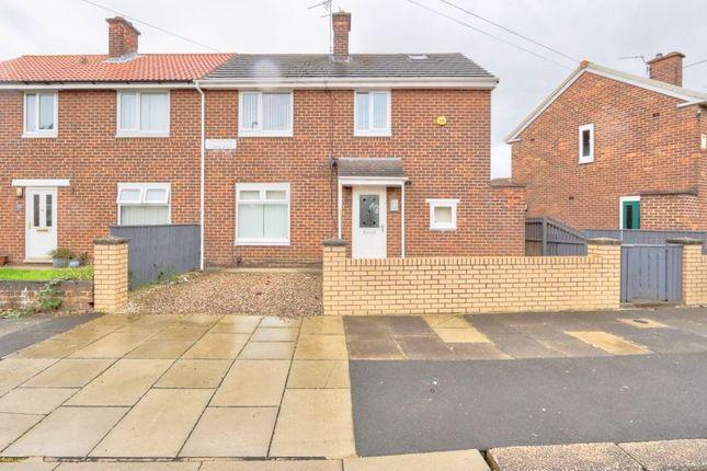 Thumbnail Semi-detached house to rent in Darenth Crescent, Berwick Hills