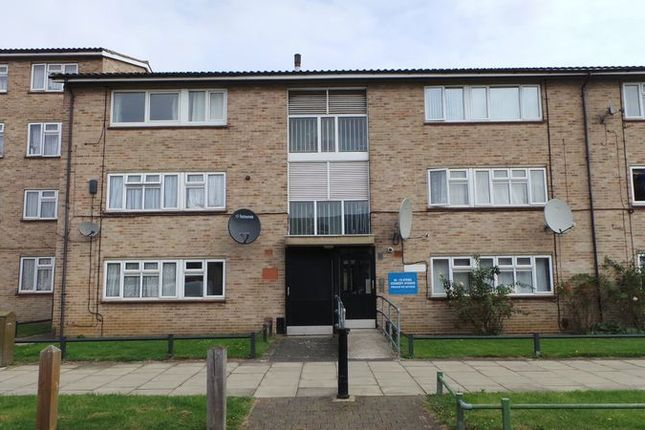 Thumbnail Flat for sale in Kennedy Avenue, Enfield