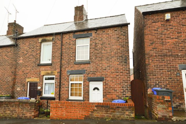 Thumbnail End terrace house for sale in Stone Street, Mosborough, Sheffield
