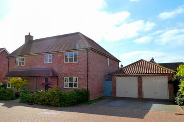 Thumbnail Detached house for sale in Salis Close, Tiptree, Essex