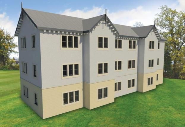 Thumbnail Flat for sale in Hunterhill Road, Paisley