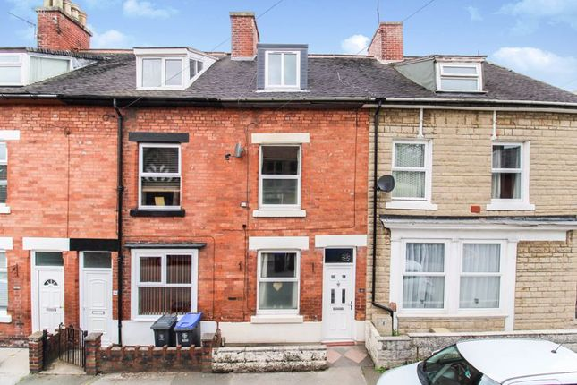3 bed terraced house for sale in Gladstone Street, Leek ST13