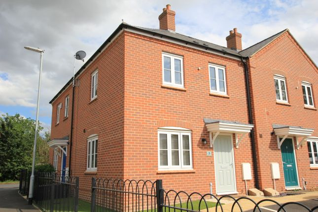 2 bed end terrace house to rent in Bridge View, Shefford