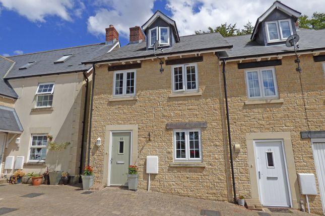 Thumbnail End terrace house for sale in Manor Gardens, Wincanton