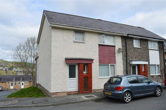 Thumbnail Terraced house to rent in 298, Dinas, Treowen, Newtown, Powys