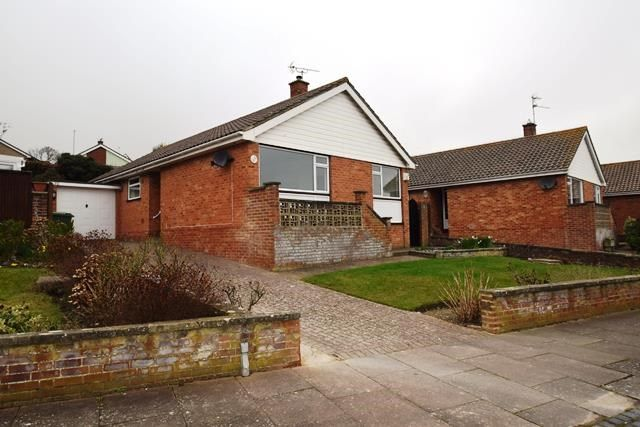 Thumbnail Detached bungalow to rent in Pococks Road, Eastbourne