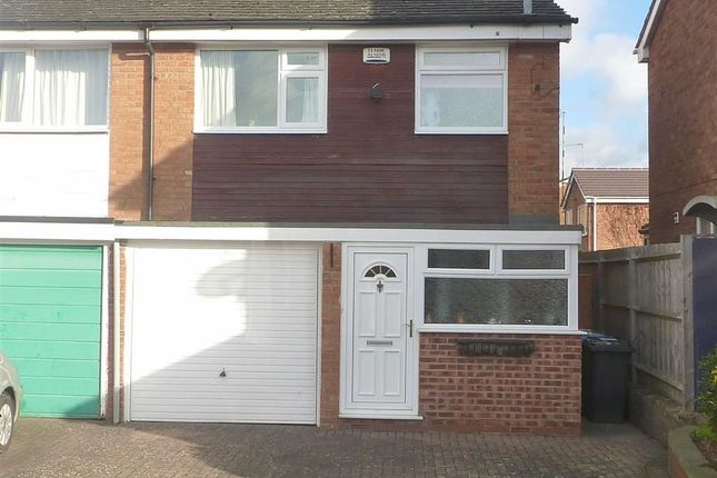3 bed semi-detached house for sale in Spire Bank, Southam
