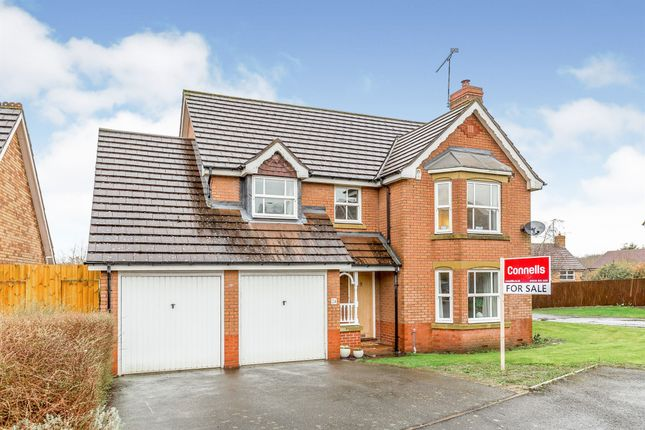 Thumbnail Detached house for sale in Millholme Close, Southam