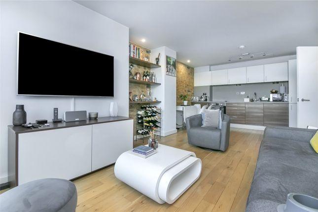 Reception of Eastone Apartments, 10 Lolesworth Close, London E1