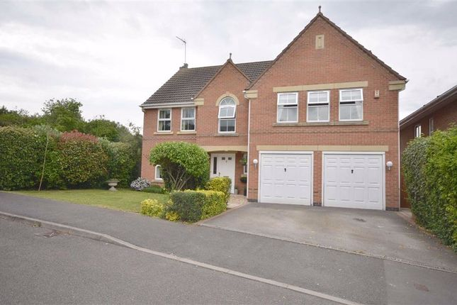 Thumbnail Detached house for sale in Spode Close, Stone